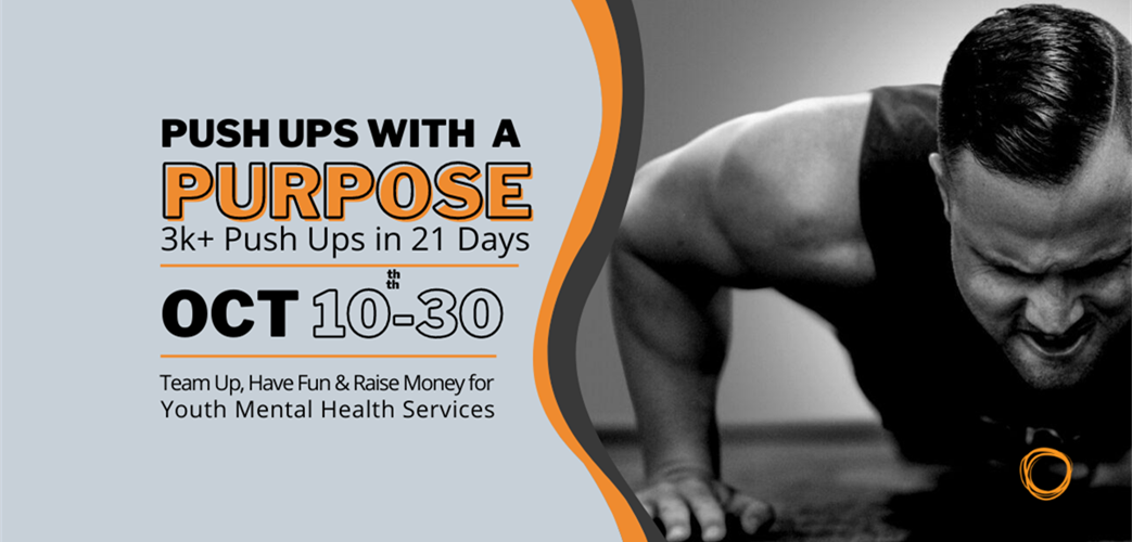 One Fitness Push Ups with a Purpose
